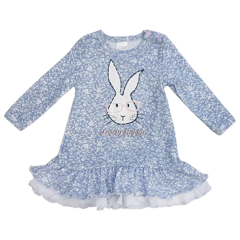 """Платье для девочек New Born """"Кролик"""""""