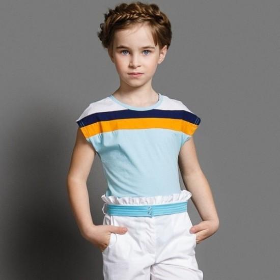 "Блуза-футболка ""Птица счастья"""