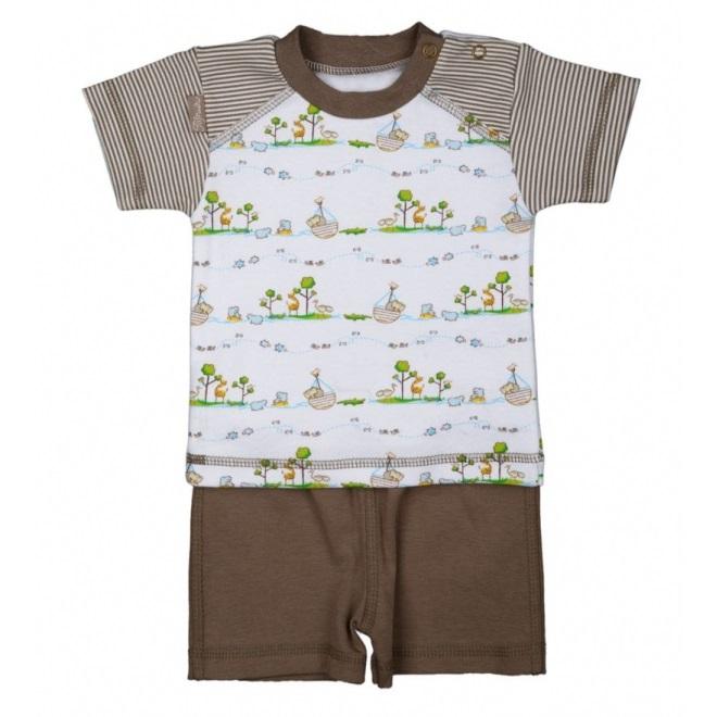 "Комплект детский футболка и шорты ""Африка"""