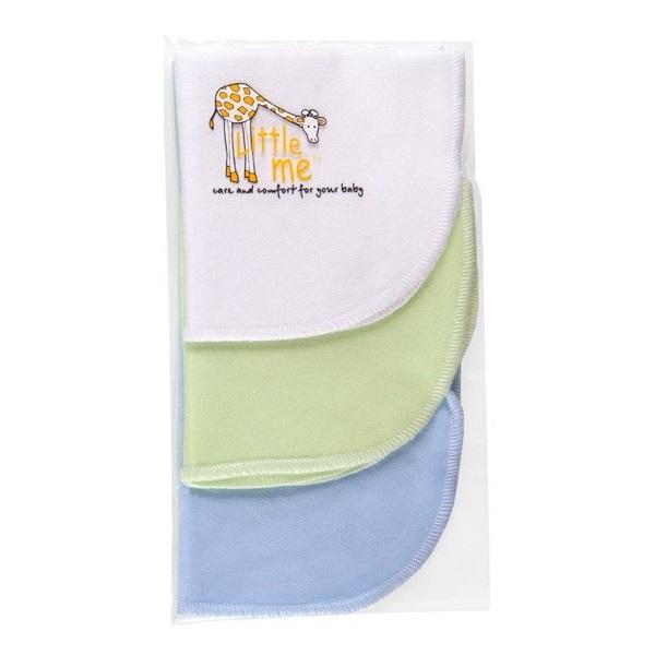 Платочки детские носовые трикотажные 3шт